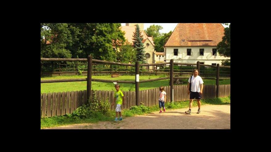 Video Slatiňany přišly o jedno z největších lákadel