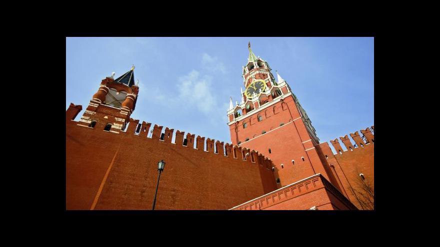 Video Rusista Dvořák: Závody ve zbrojení? Zatím jde jen o prohlášení