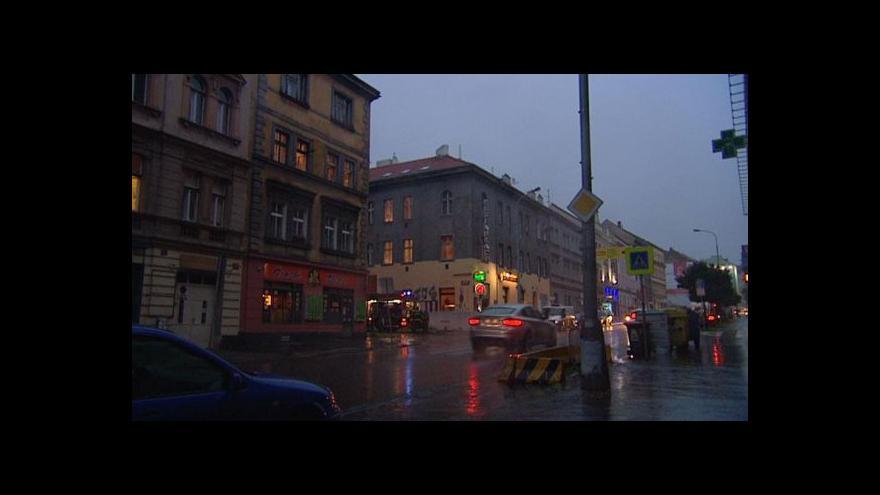 Video Události: Sklepy a ulice pod vodou
