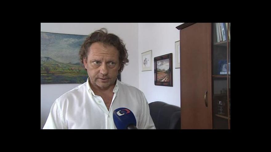 Video O referendu hovoří starosta Mikulova Rostislav Koštial (ODS)