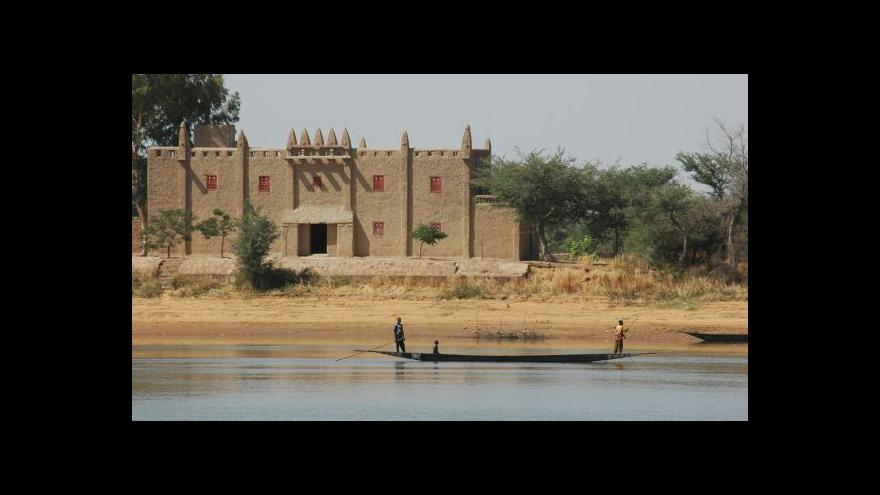 Video V malijském turistickém ráji zatím na hosty čekají marně
