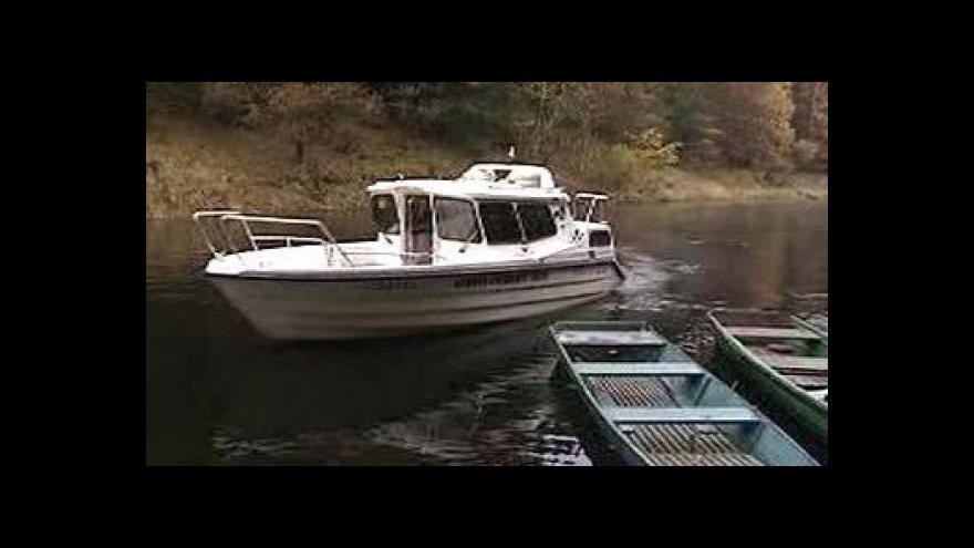 Video České vody se vypořádávají se rostoucí plavební turistikou
