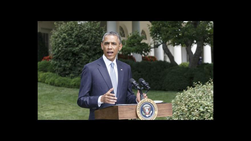 Video Obama: Separatisté brání vyšetřování a odstraňují důkazy