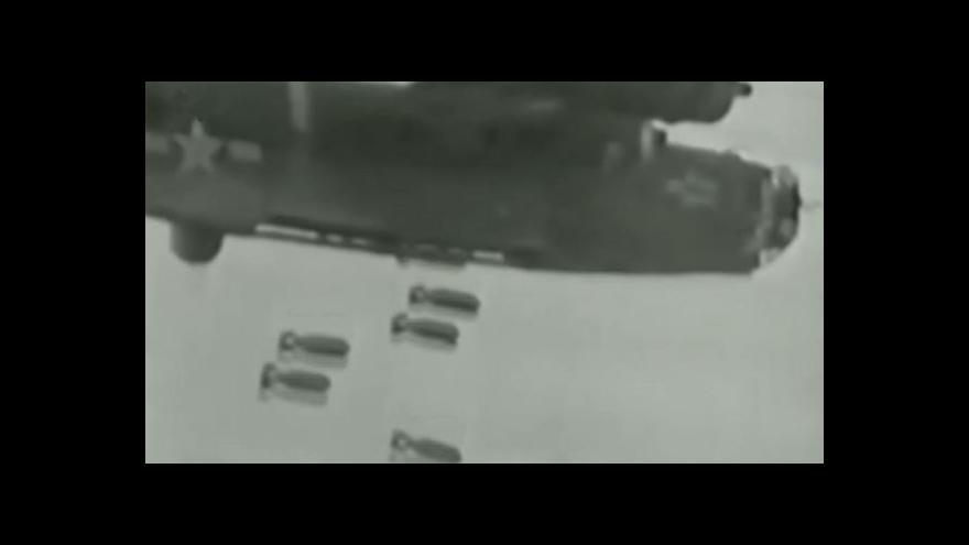 Video Od bombradování Pardubic je to 70 let