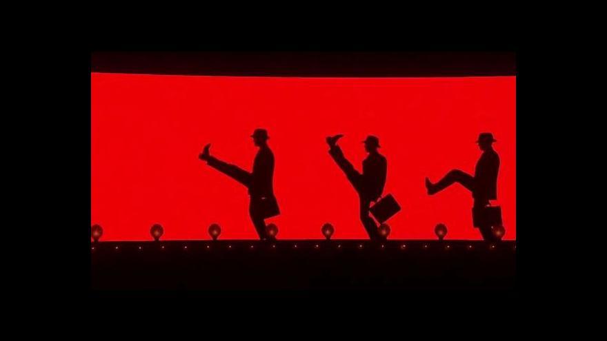 Video Bez komentáře: Poslední vystoupení Monty Python