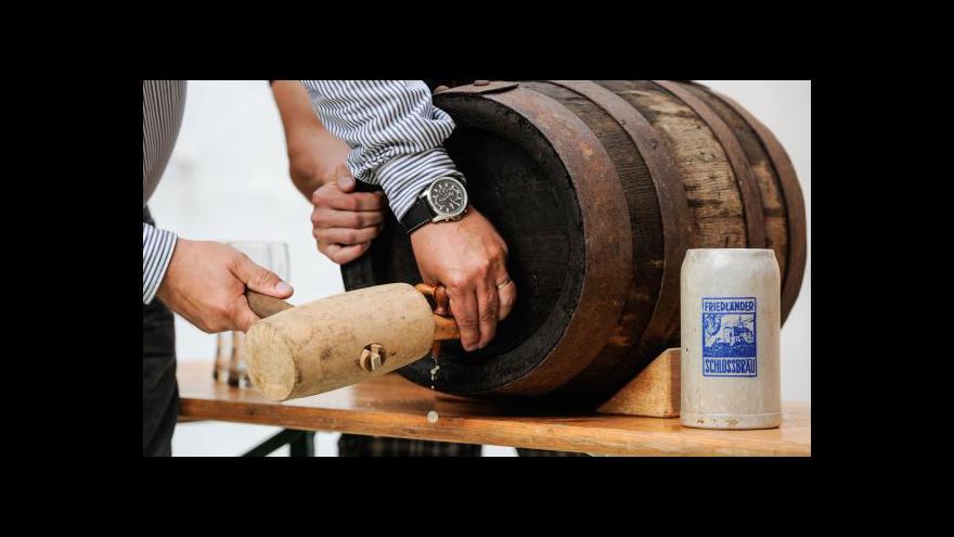 Video Frýdlant: Po 65 letech se znovu otevřel zámecký pivovar