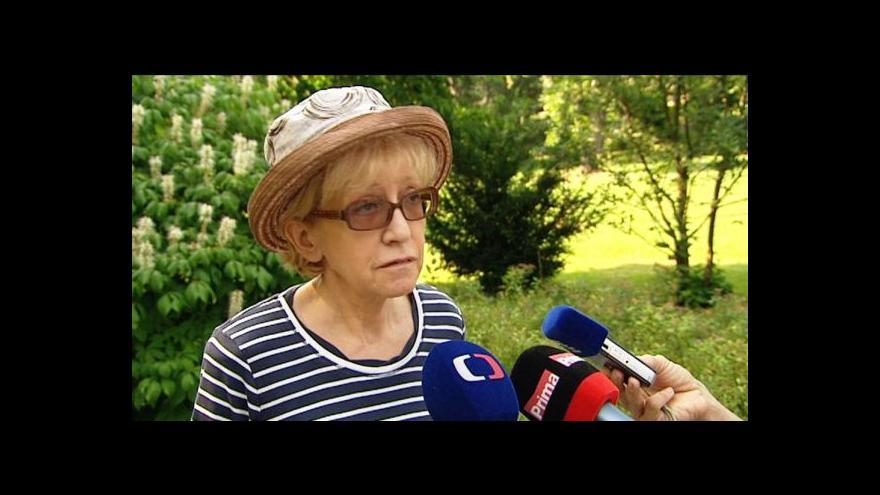 Video Válková: Zeman jmenuje 15 nových soudců