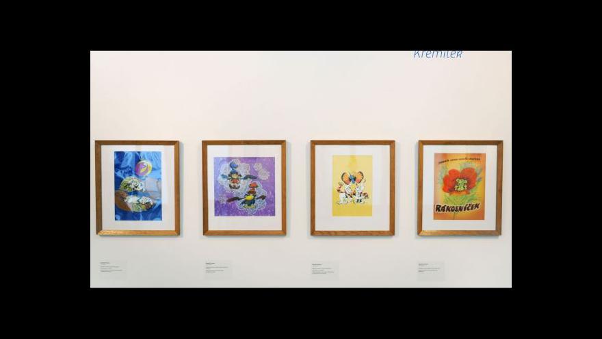 Video Projděte si výstavu známého i neznámého Zdeňka Smetany