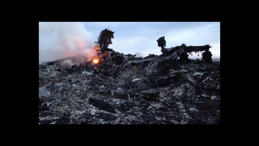 Video Krize na východě Ukrajiny eskaluje