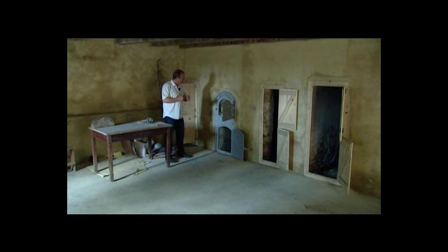 Video Unikátní, ale opuštěná sušárna chmele najde znovu své využití