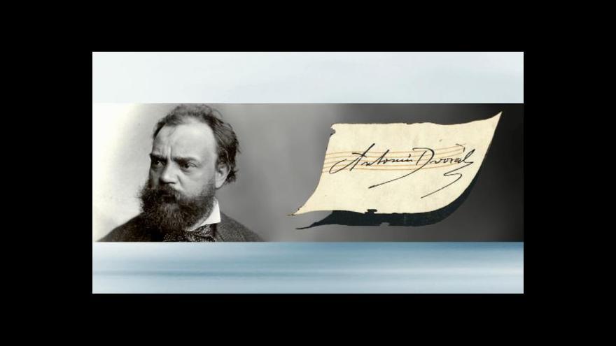 Video Dokument o České filharmonii a Antonínu Dvořákovi je před dokončením