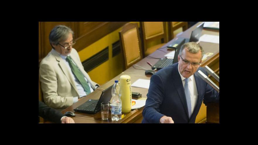 Video Koalice je ochotná jednat, vydírat se ale nenechá