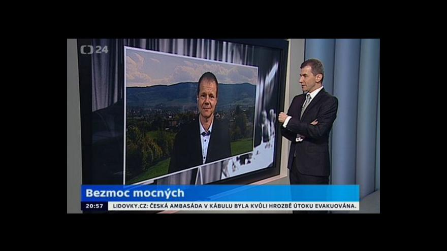 Video Jakešův svérázný projev pohledem lingvisty