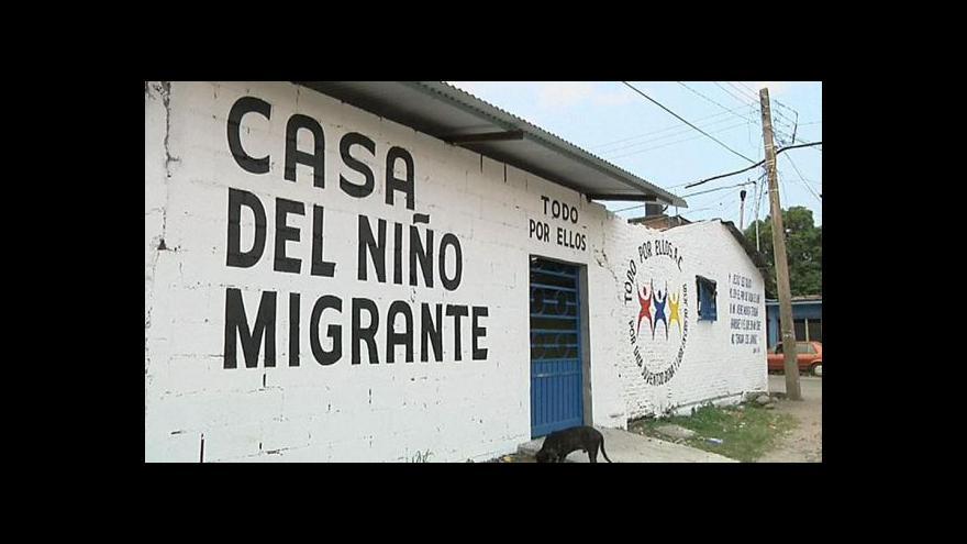Video Nelegální přistěhovalci jedním z nejpalčivějších problémů USA