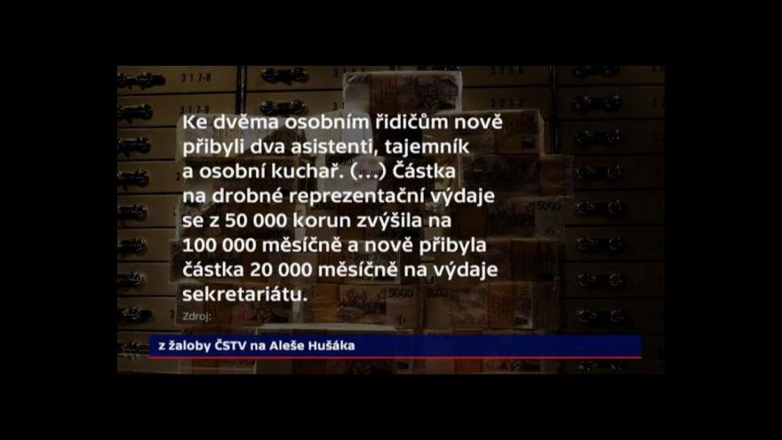 Video Události: Soud s Hušákem