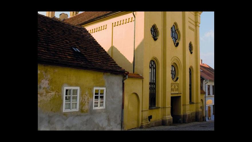 Video Opuštěná místa: Písecká synagoga