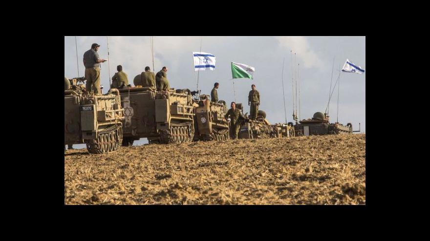 Video Konflikt v Gaze: Jak se žije lidem s raketami nad hlavou?