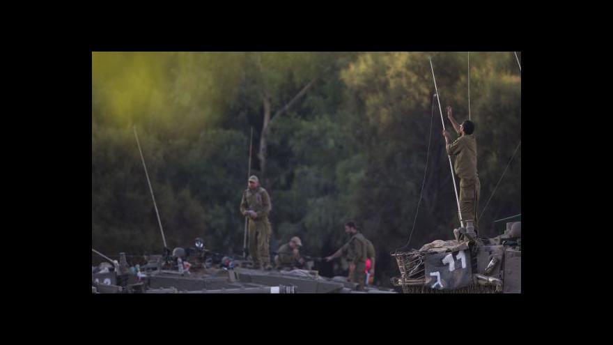 Video Kalhousová: V Tel Avivu běží život dál, lidé spoléhají na Iron Dome