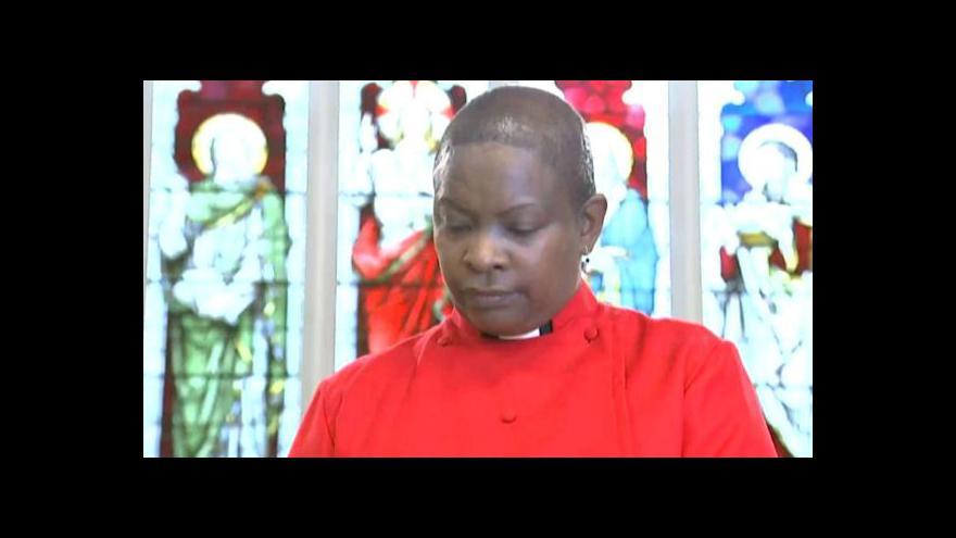 Video Rose Wilkinová se chce stát anglikánskou biskupkou