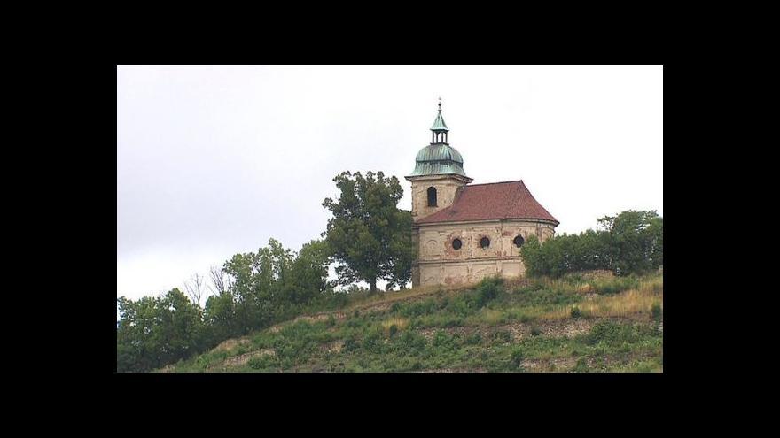 Video Seriál Opuštěná místa: Liběchovská kaple