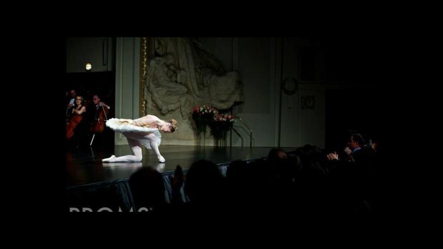 Video Daria Klimentová zářila na Prague Proms