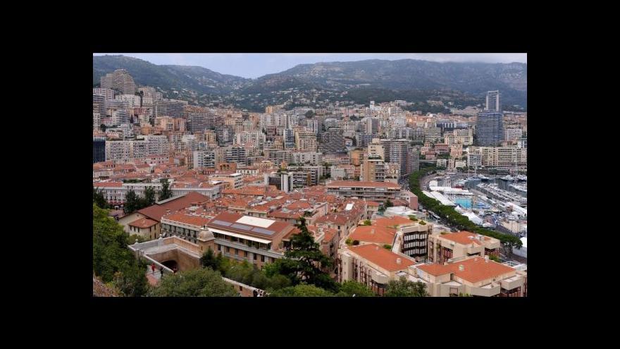 Video Monako jako častá adresa TOP sportovců