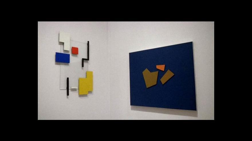Video Výstava Radikální geometrie