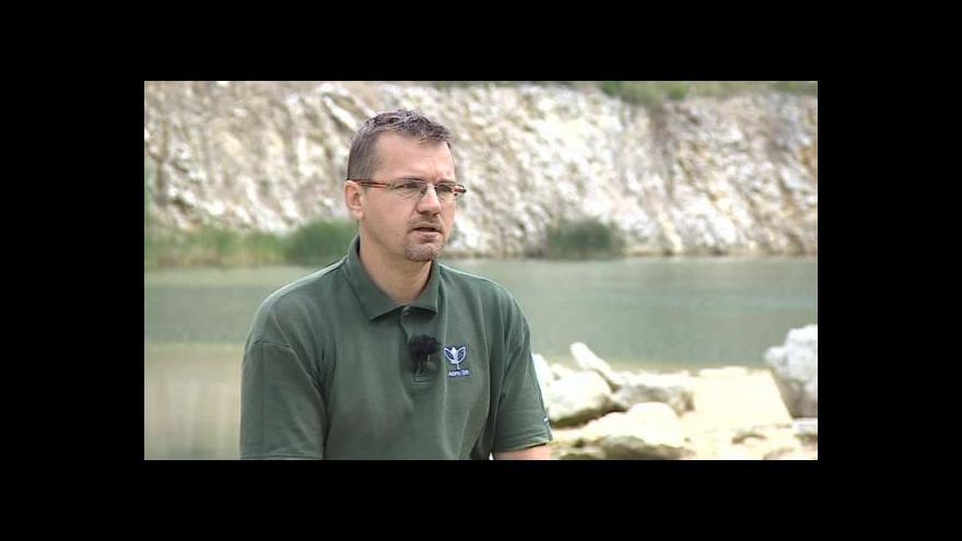 Video O významu přírodní památky hovoří Jiří Kmet ze správy parku