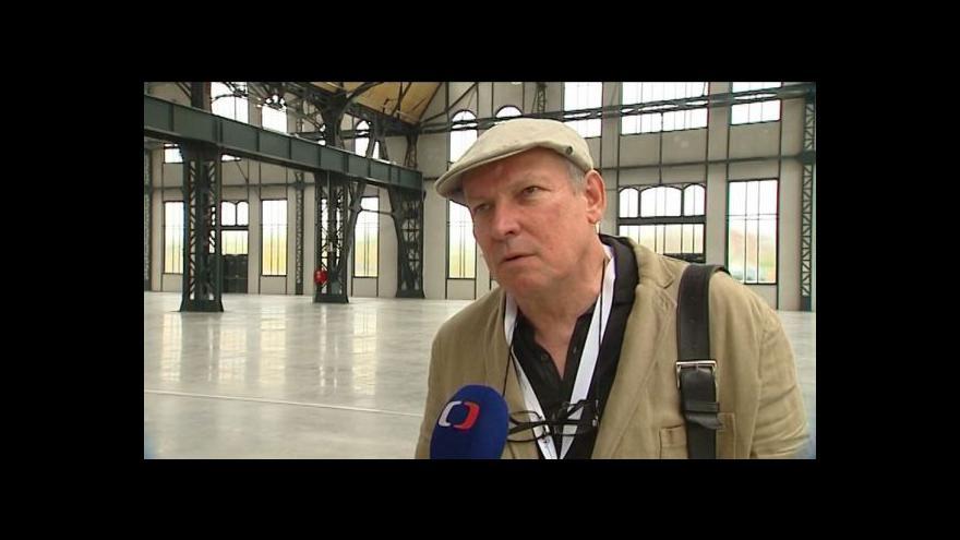 Video Josef Pleskot o trojhalí a antické inspiraci