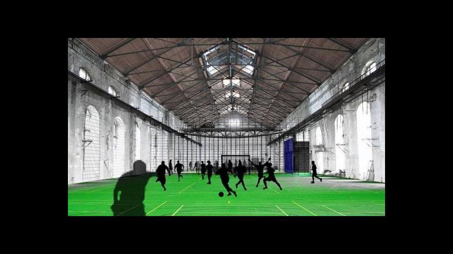 Video Krása objektů zůstává - bez ohledu na využítí, tvrdí architekt