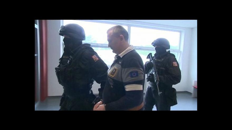 Video Soud zmírnil Březinovi vazbu II