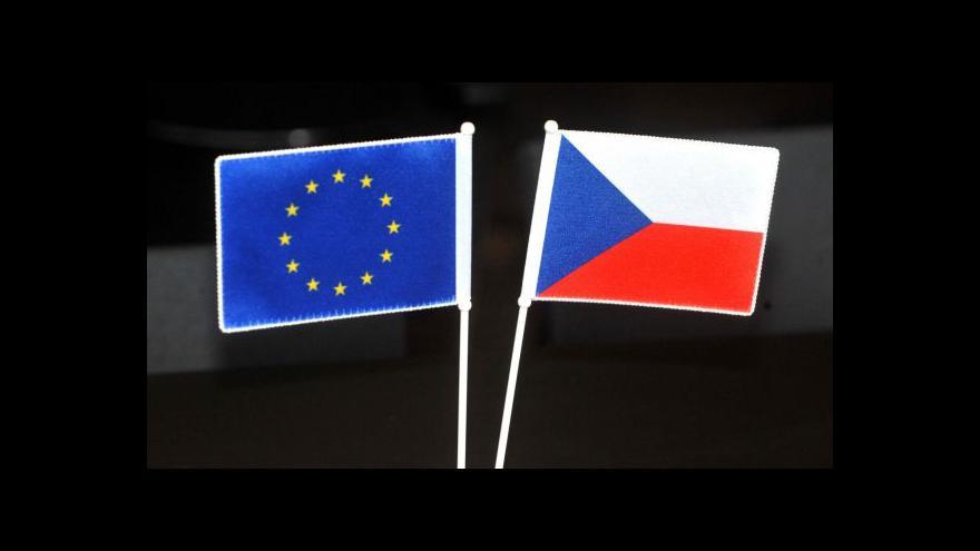 Video Události: Spory o eurokomisaře (Reportáž Bohumila Vostala)