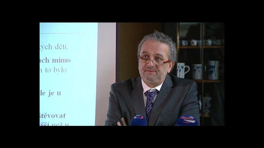 Video Gabal (KDU-ČSL): V potřebě navýšit výdaje na obranu se shodujeme