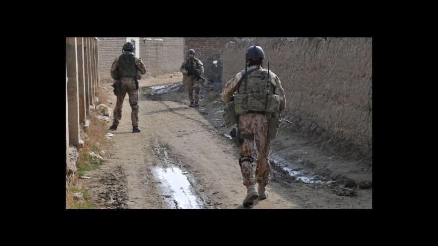 Video Pro zabité vojáky se chystá vyznamenání in memoriam