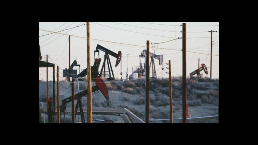 Video Fenomén Horizontu: Amerika zažívá ropnou horečku