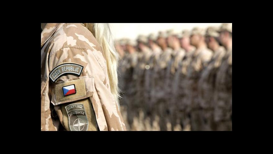 Video Česko chystá pocty pro padlé vojáky