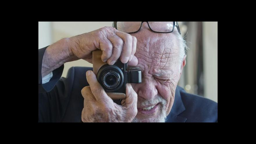 Video Rubinger: Fotografovat znamená vcítit se
