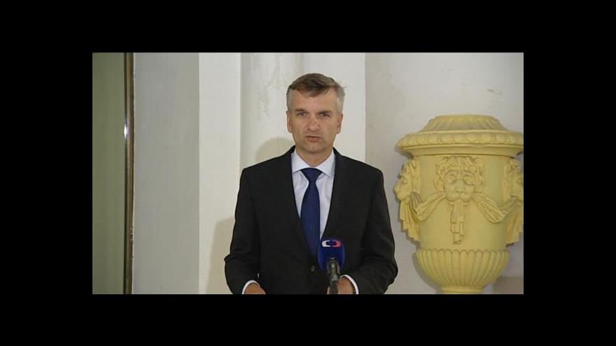 Video Zatloukal: ČR je v první třetině nejlepších zemí