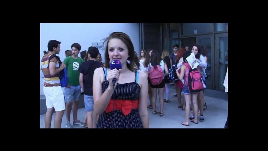 Video Projekt Comenius vrcholil v Katalánsku