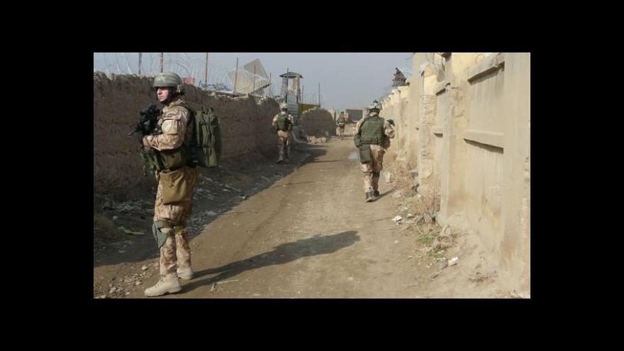 Video Velvyslanec v Afghánistánu: Naši vojáci byli vždy přijímáni kladně