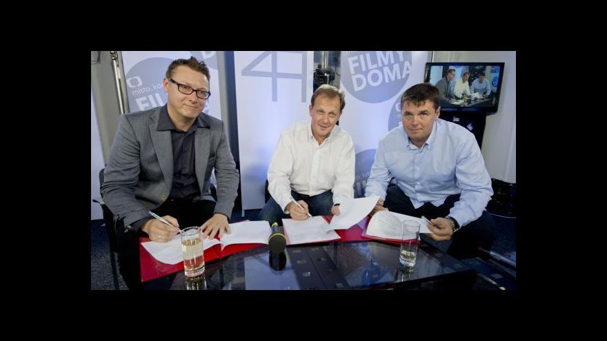 Video Petr Dvořák: Naší snahou je dostat Karla Zemana i za hranice