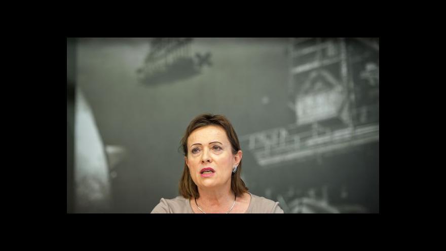 Video Vitásková: Novela energetického zákona ohrozí spotřebitele