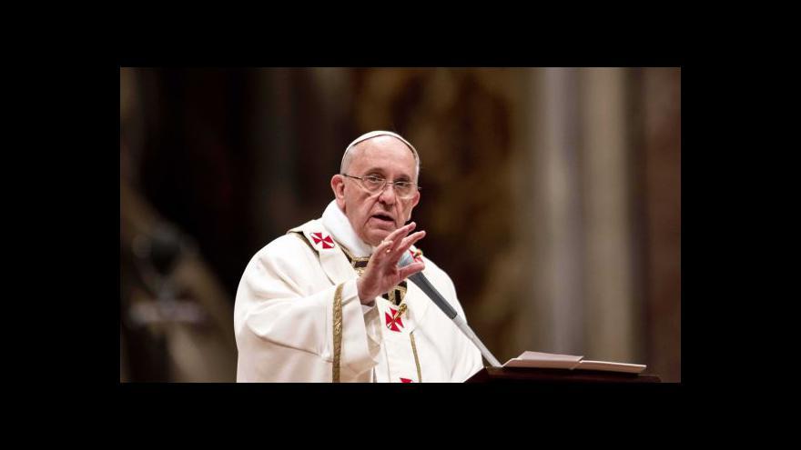 Video Papež přijal oběti pedofilie