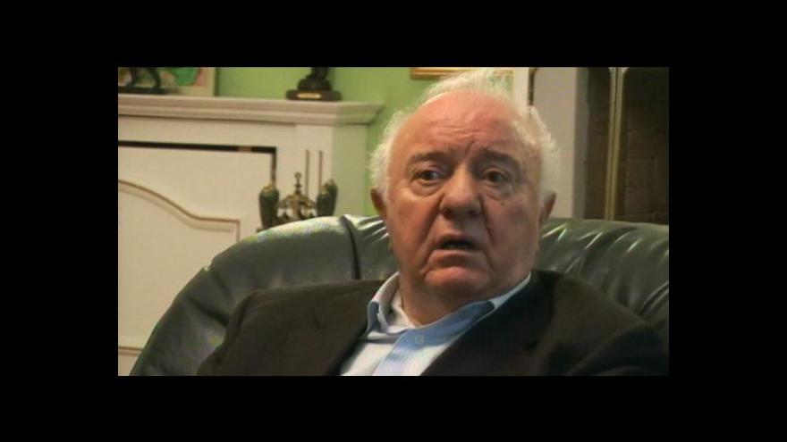 Video Ševardnadze - rozporuplný politik s přezdívkou Bílá Liška