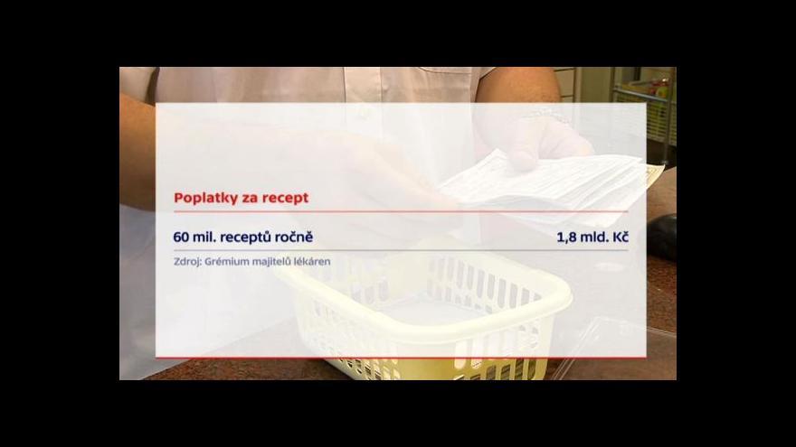 Video Události: Rušení poplatků ve zdravotnictví