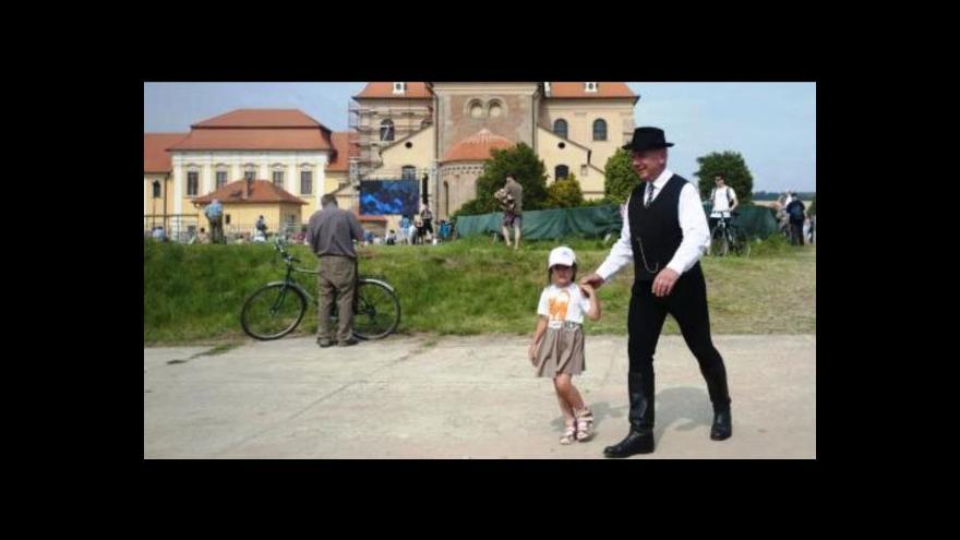 Video Kvasnička: Program je hodně zaměřen na rodiny s dětmi