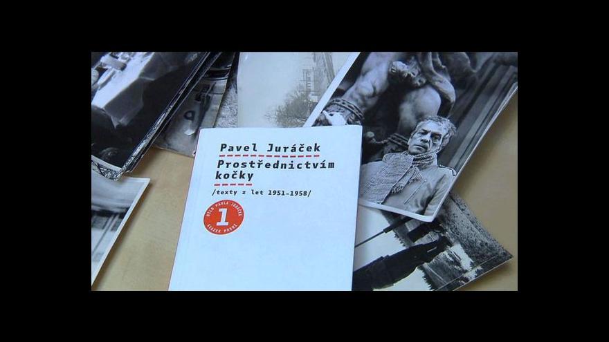 Video Pavla Juráčka přiblíží archiv v Knihovně Václava Havla