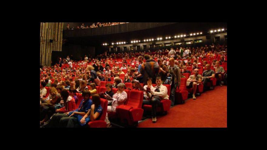 Video Projděte si festivalové kinosály