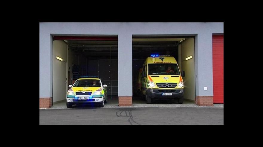 Video Deset z patnácti záchranných služeb v Česku porušuje zákon