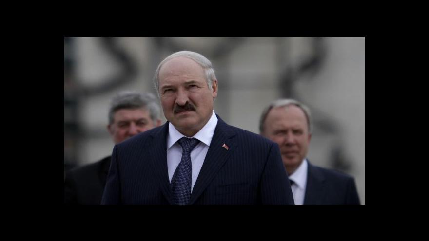 Video Lukašenkův ukrajinský strašák: Donutí ho změnit zvyky?